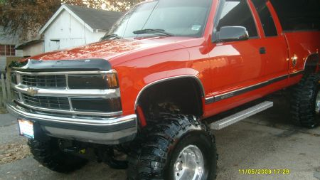 1995 Chevrolet Silverado for sale