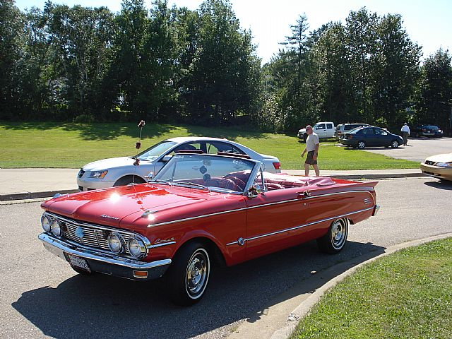 1963 Ford Comet for sale