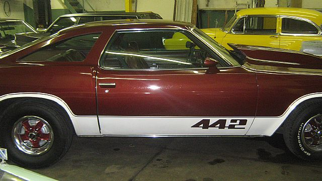 1976 Oldsmobile 442 for sale