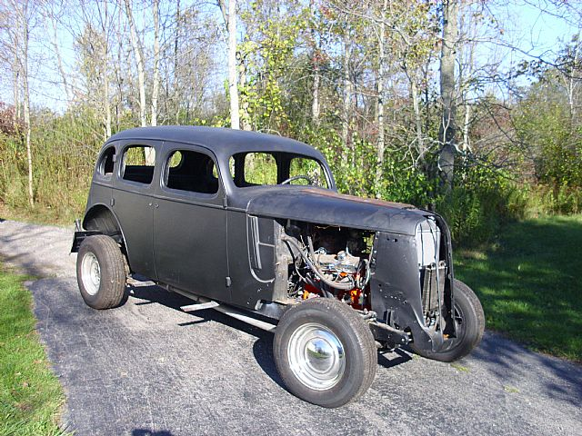 1936 Pontiac Chief for sale