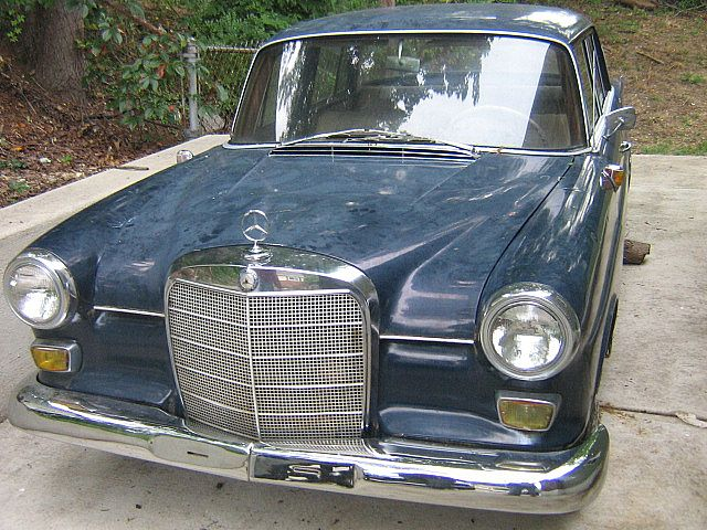 1965 Mercedes 190D for sale