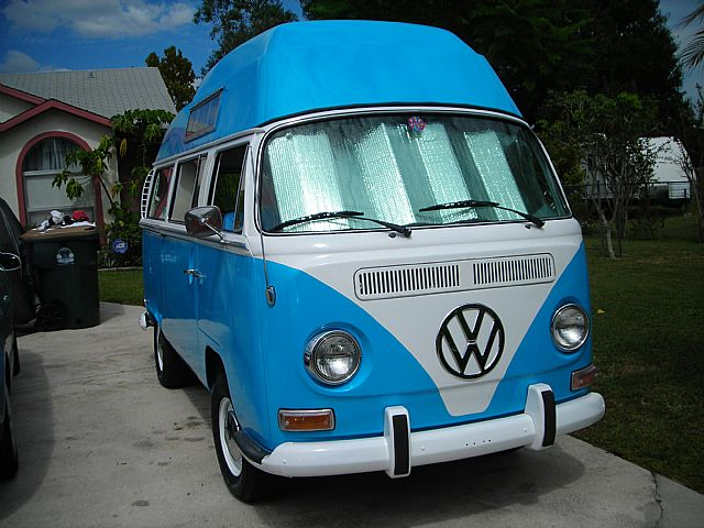 1971 Volkswagen Camper for sale