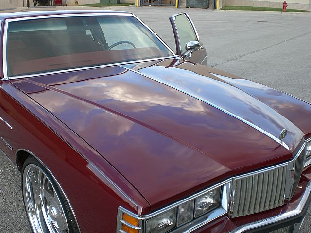 1981 Pontiac Bonneville for sale