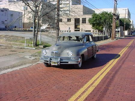 1948 Packard Station Wagon for sale