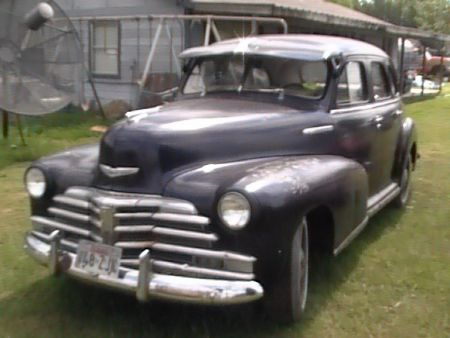 1948 Chevrolet Fleetline for sale