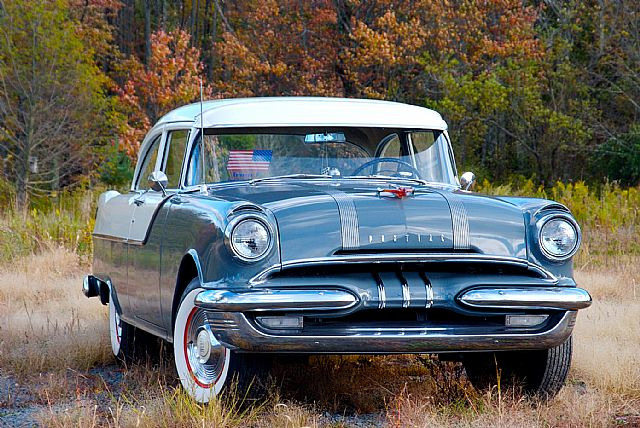 1955 Pontiac Chieftain for sale