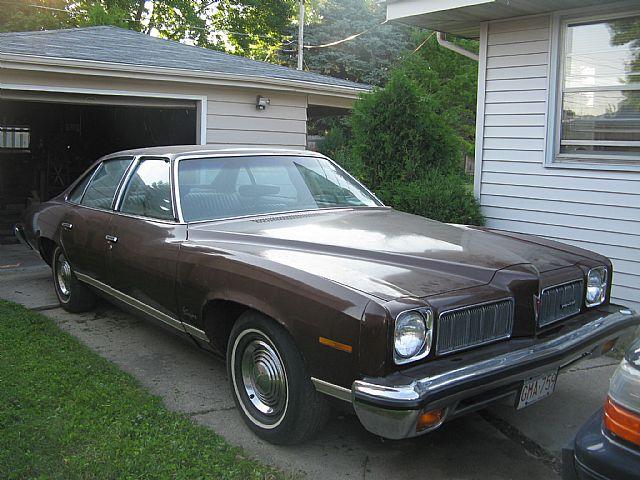 1973 Pontiac Lemans For Sale Sheboygan Wisconsin