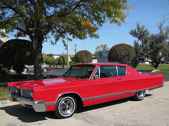 1967 Chrysler Newport for sale