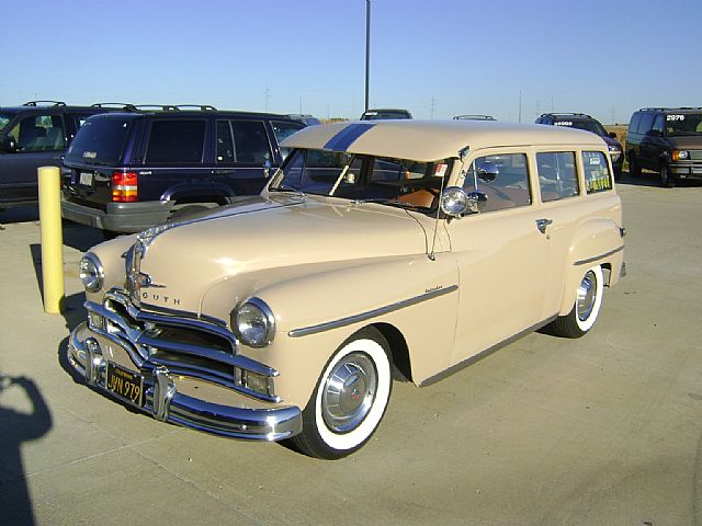1950 Plymouth Suburban for sale