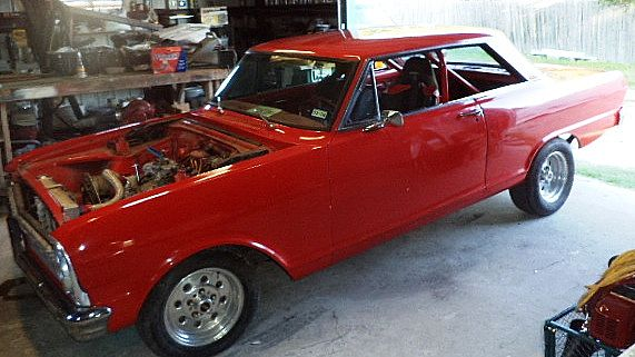 1965 Chevrolet Nova for sale