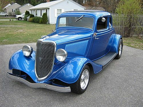 1934 ford 5 window coupe street rod for sale tallahassee for 1934 5 window coupe for sale