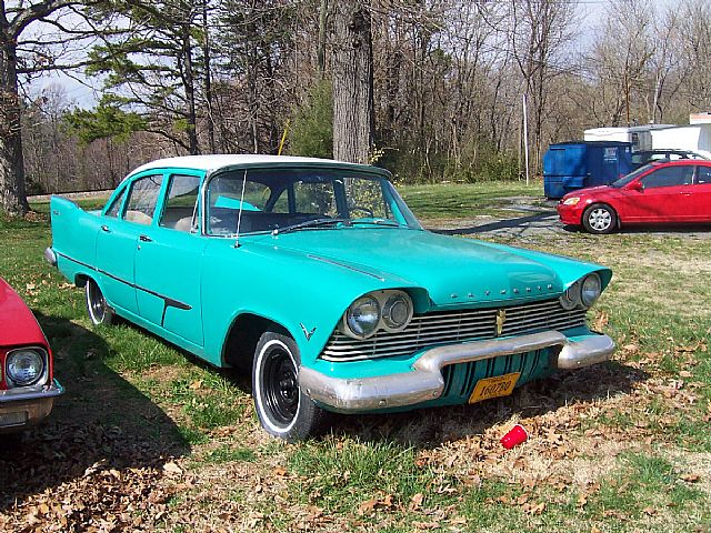 1957 Plymouth Plaza for sale