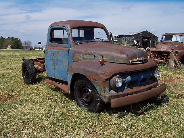 1951 Ford F2 for sale