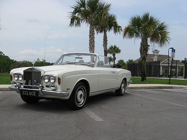 1974 Rolls Royce Corniche for sale