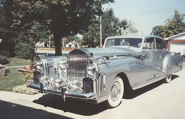 1954 Rolls Royce Silver Wraith for sale