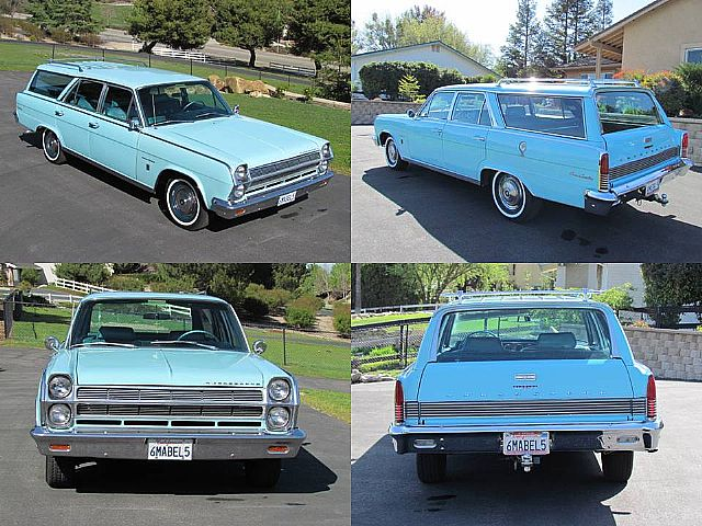 1965 Rambler Ambassador for sale