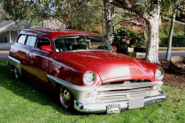 1954 Plymouth Suburban Wagon for sale