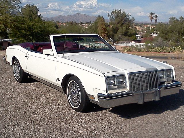 1982 Buick Riviera for sale