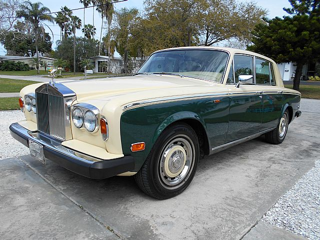 1980 Rolls Royce Silver Shadow for sale