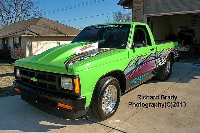 1986 Chevrolet S10 for sale