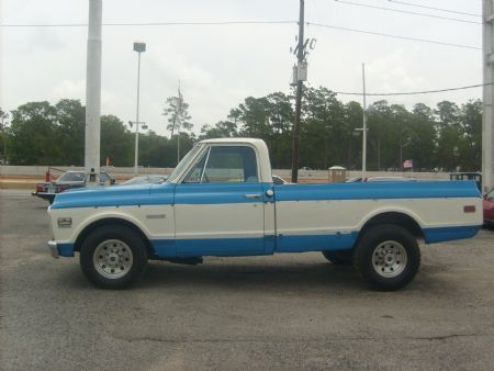 1972 Chevrolet Cheyenne for sale