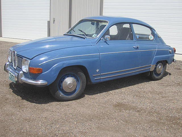 1970 Saab 96 for sale
