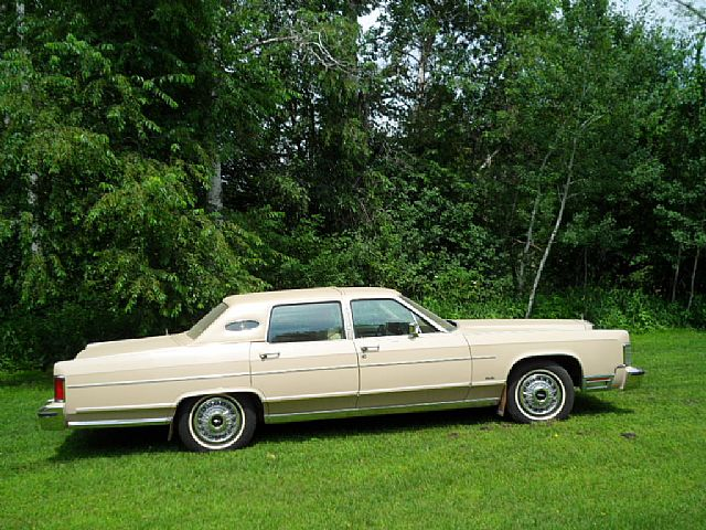 1979 Lincoln Town Car for sale