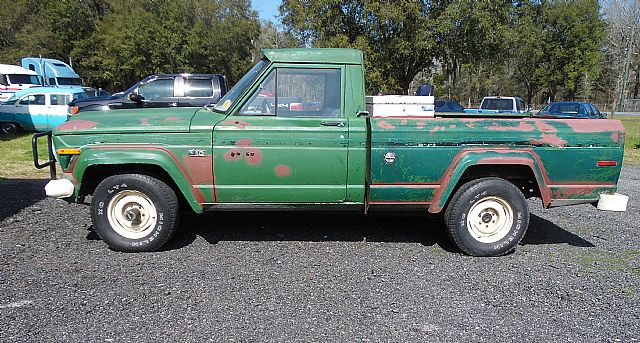 1975 Jeep J10 for sale