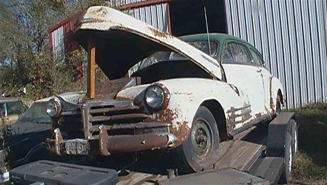 1947 chevrolet aerosedan fleetline for sale rockford illinois for 1947 chevy fleetline 4 door