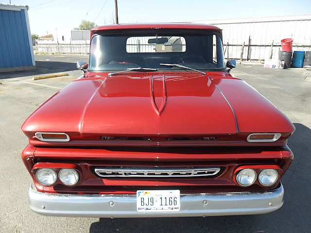 1961 Chevrolet C10 for sale