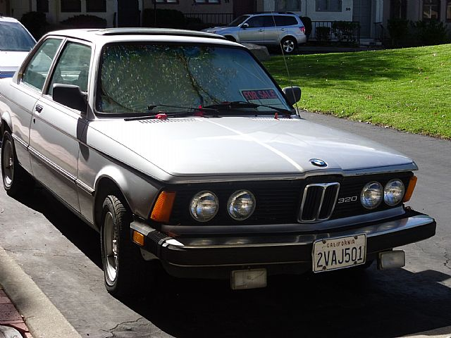 1981 BMW 320i for sale