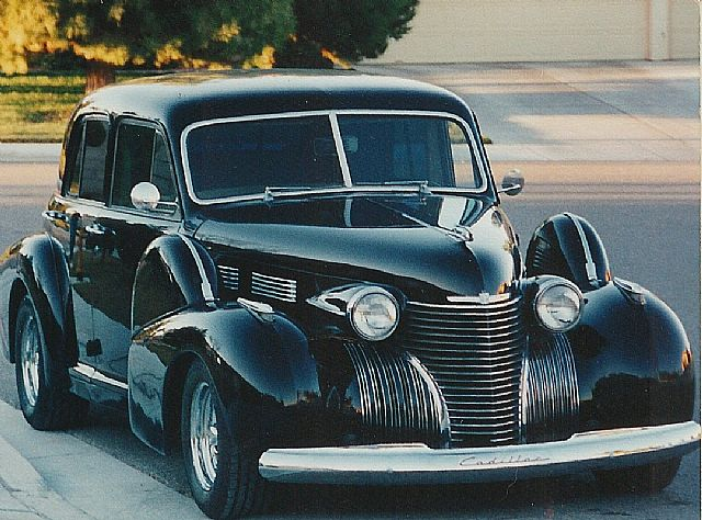 1940 Cadillac 60 for sale