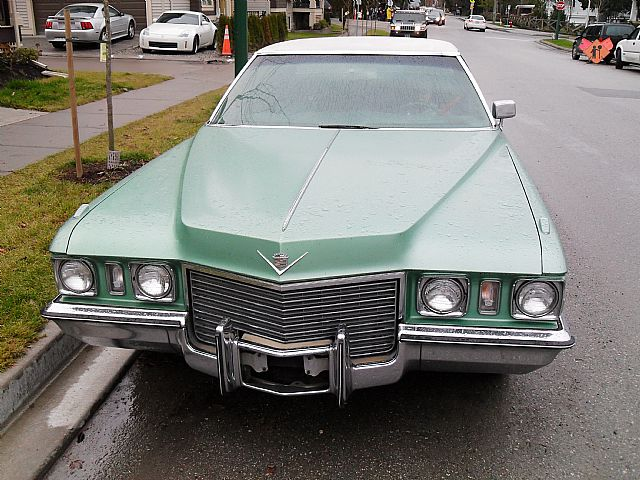 1972 Cadillac DeVille for sale