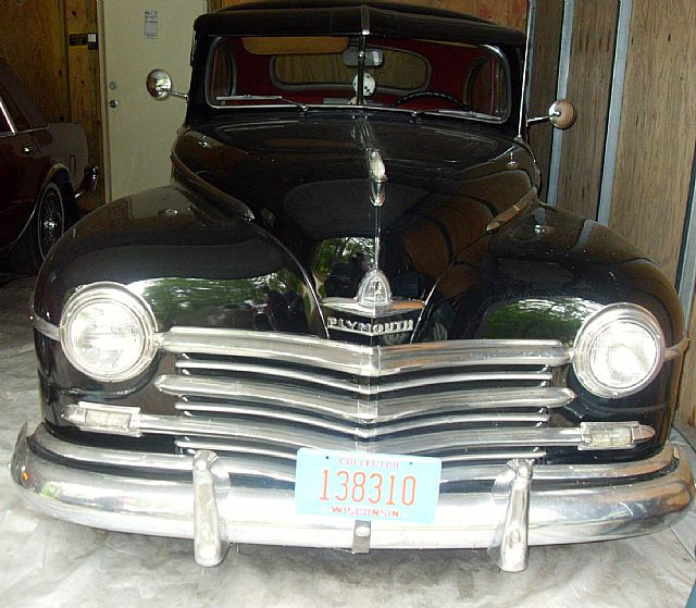 1948 Plymouth Deluxe for sale