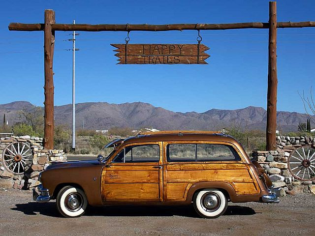 1951 Ford Woodie for sale