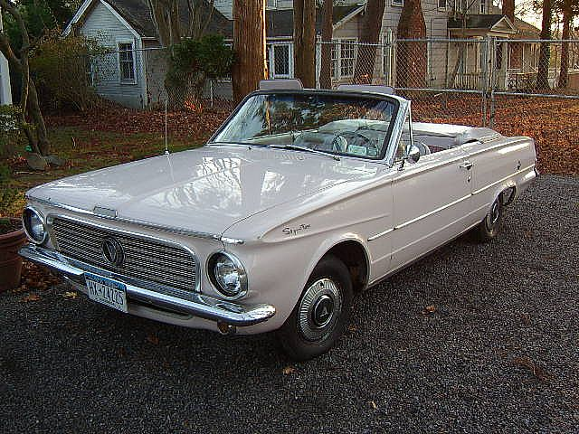 1963 Plymouth Valiant for sale