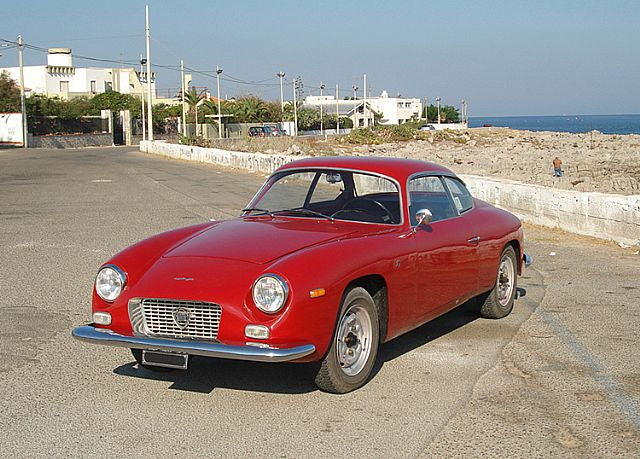 1962 Lancia Appia Zagato for sale