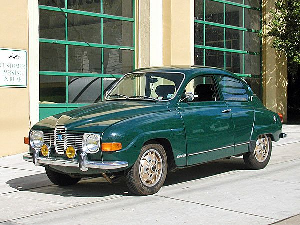 1971 Saab 96 for sale
