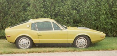 1972 Saab Sonnet for sale