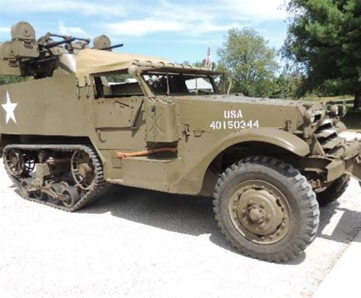 1943 Other Halftrack