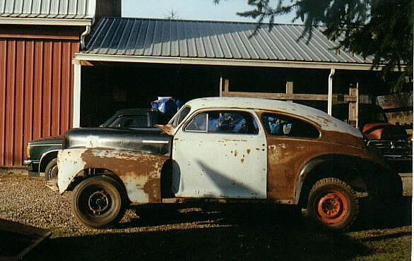 1941 Chevrolet Fleetline for sale