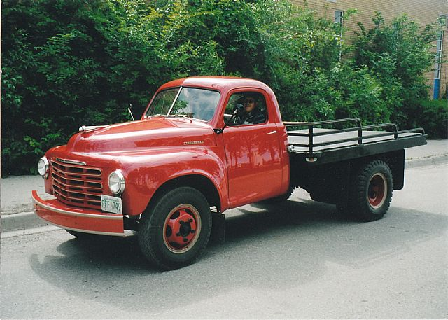 1950 Studebaker 2R 1 Ton Truck for sale