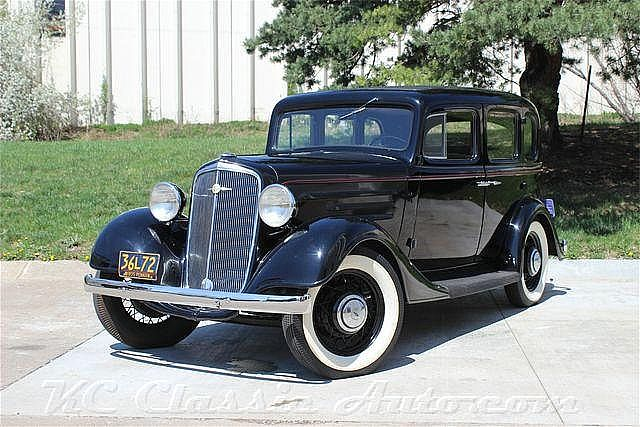 1935 Chevrolet Standard for sale