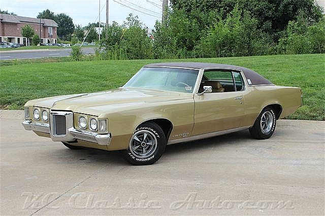 1969 pontiac grand prix for sale lenexa kansas