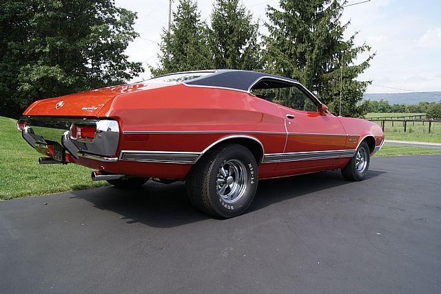 1972 ford gran torino for sale