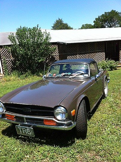 1971 Triumph TR6 for sale