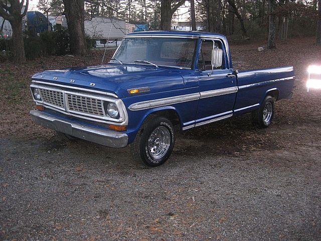 1970 Ford F100 For Sale Decatur Georgia