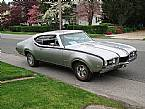 1968 Oldsmobile Hurst Olds