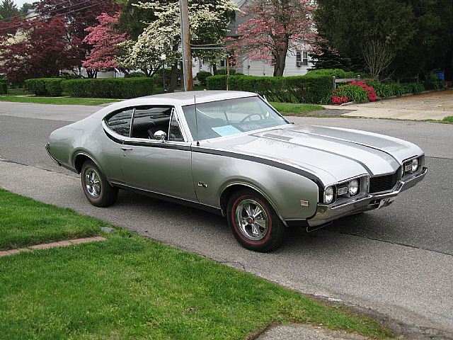1968 Oldsmobile Hurst Olds for sale
