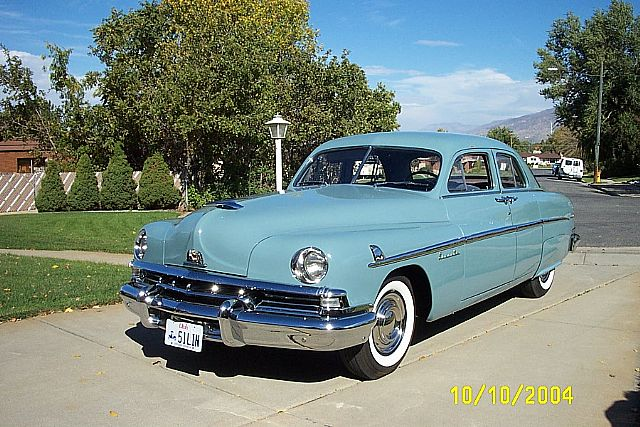1951 Lincoln Model 73 for sale